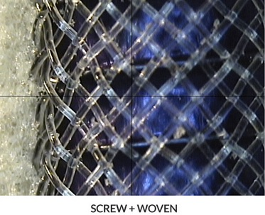 Startup solves the loss of screw fixation problem with a biopolymer mesh