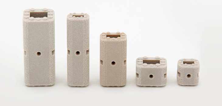 The FDA clears a new 3D-printed spinal implant