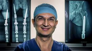 The most incredible Orthopedist you'll ever read about