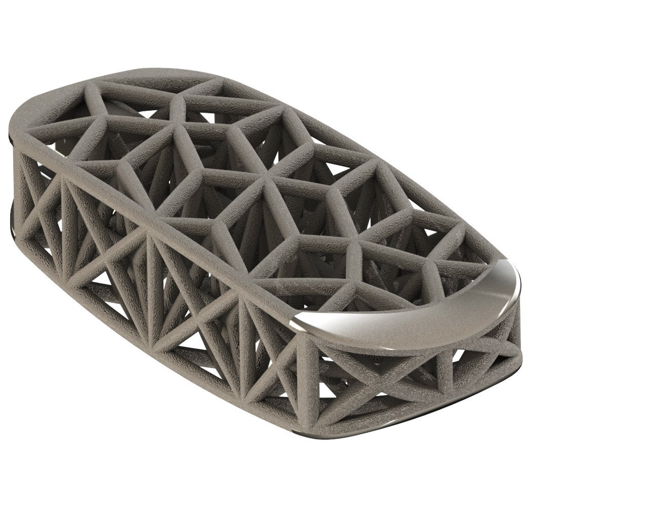 4WEB Medical wins FDA clearance for their 3D Printed spine cage