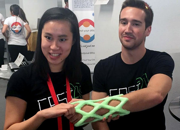 An Illinois startup is revolutionizing cast design
