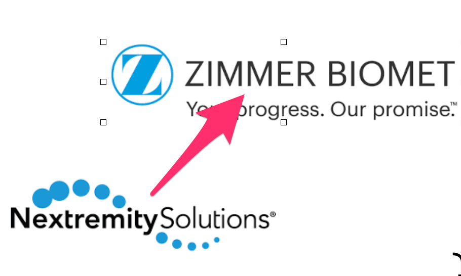 Nextremity Solutions signs exclusive global distribution over to Zimmer Biomet