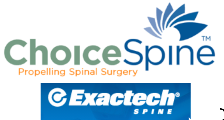 ChoiceSpine acquires Exactech's spine assets