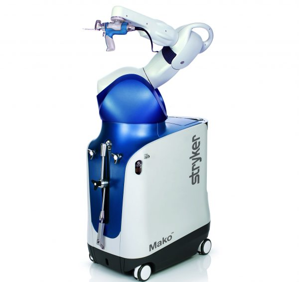 Stryker launches expensive Mako robot for knee replacement in cost-conscious era