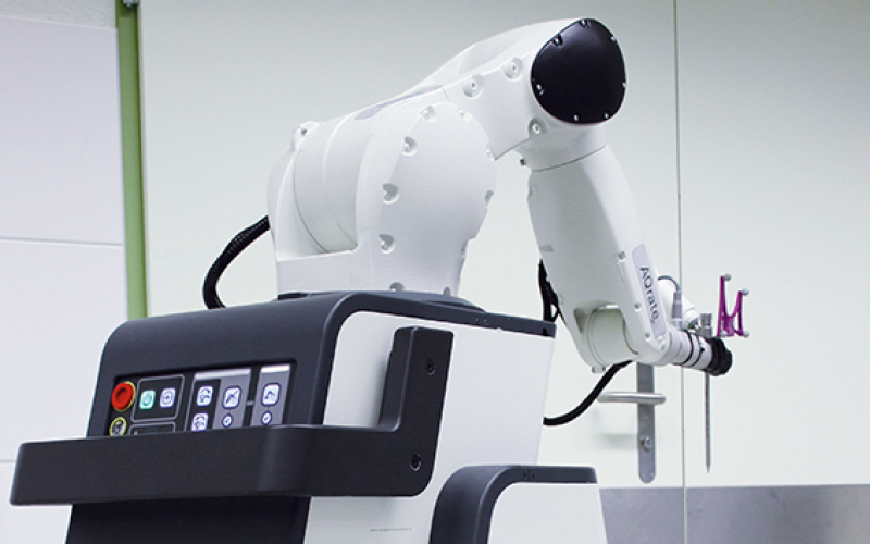 Globus Medical jumps into Robotics with the acquisition of KB Medical