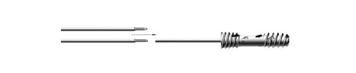CoreLink launches a clever stackable guidewire for SI joint fusions