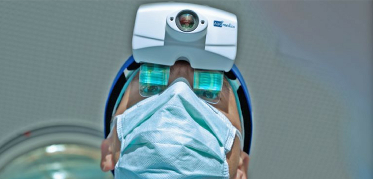 "Welcome to 2020 and ""see-through"" surgery using augmented-reality visualization"