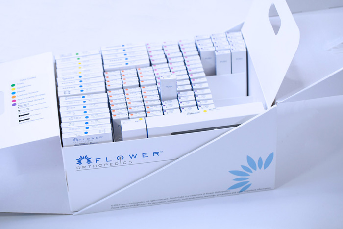 Flower Orthopedics launches new ready-for-surgery kits for Extremities