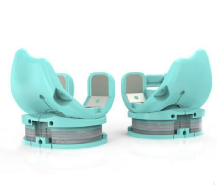 Tiawanese OEM player competes in the US Knee and Hip implant market
