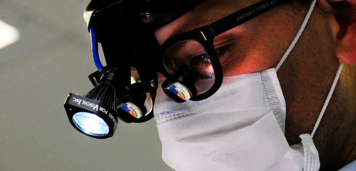 """How many spine surgeries qualifies a surgeon as """"experienced""""?"""