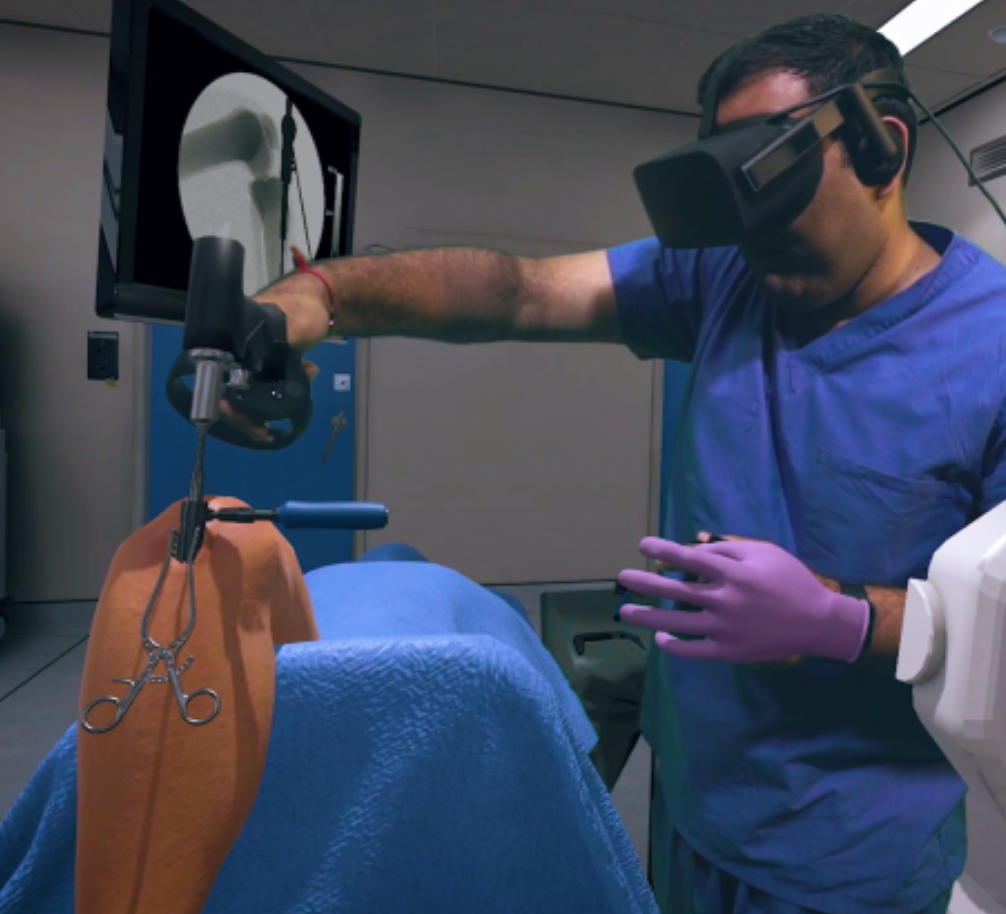 The Top 7 Virtual Reality and Augmented Reality improving healthcare