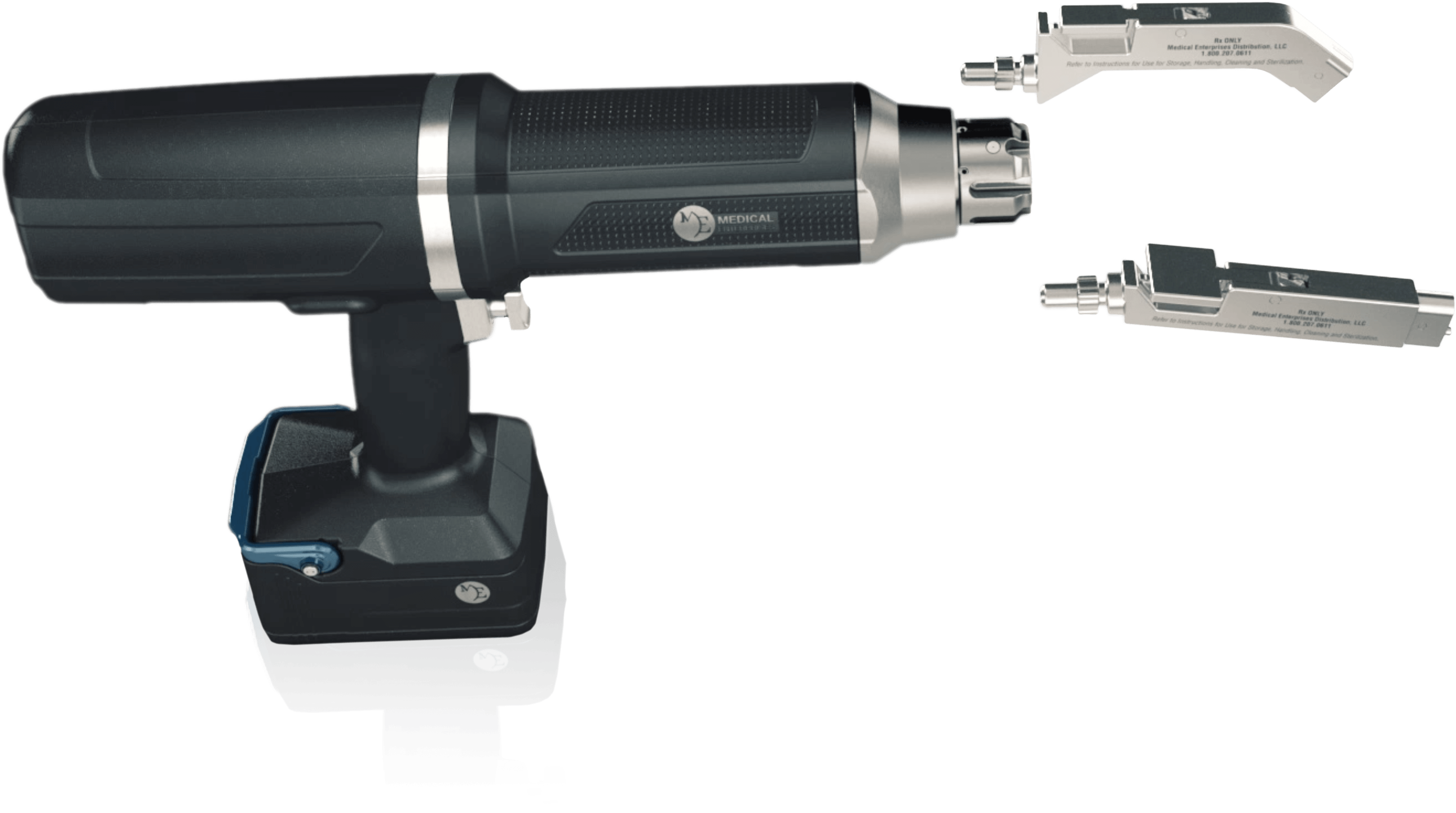 DePuy Synthes acquires battery powered impactor for total hip broaching