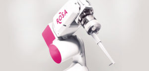Zimmer's Rosa robot, acquired in 2016, is cleared for Total Knee surgeries in the US