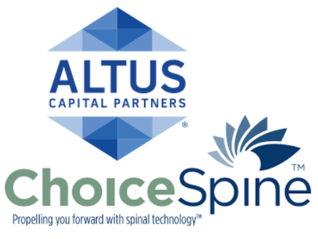 ChoiceSpine is acquired by a Private Equity group