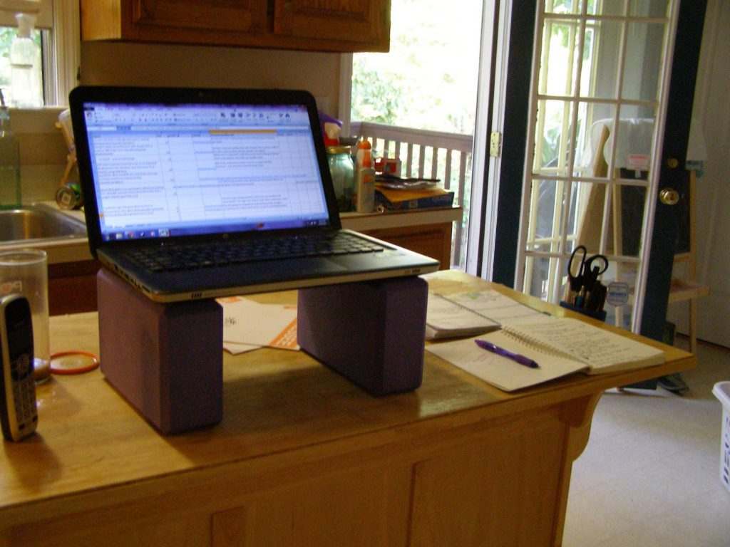 How to transition to a standing desk