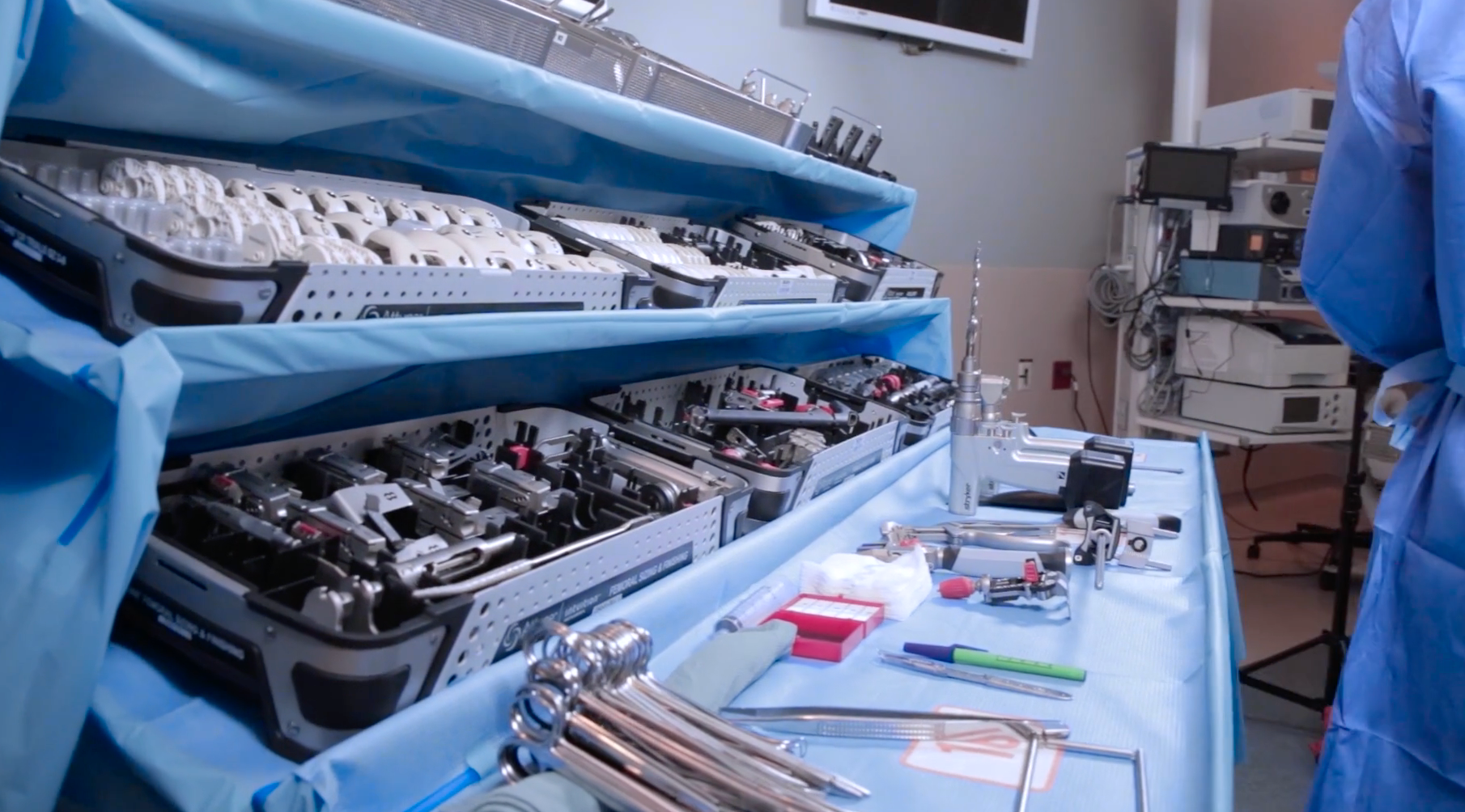DinamicOR brings a solution to the operating room