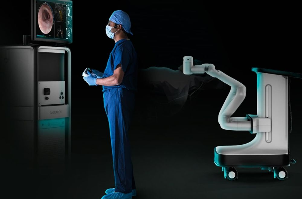 J&J acquires surgical robotics company for potentially $5.7B