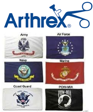 Arthrex wins a $375M deal with Dept of Defense