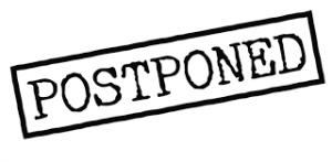 Elective Orthopedic procedures will be postponed.