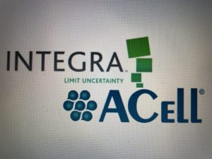 Integra acquires ACell for their ortho tissue business for $400M