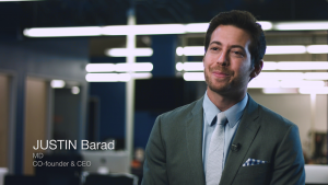 6 Questions with Justin Barad, CEO/Founder of Osso VR, redefining orthopedic training