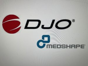 DJO acquires MedShape