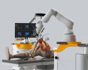 Meet the new robotics startup, Monogram Orthopedics, and by-the-way, it's crowd-funded